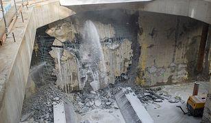 Warszawa. Zakończyło się drążenie ostatniego tunelu metra na Bródnie