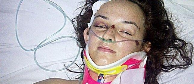 Straciła zdrowie przez samobójcę