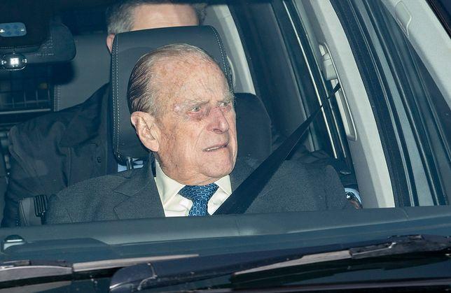 Książę Filip był przeciwny ślubowi Harry'ego z Meghan