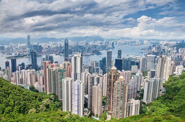 Cztery oblicza Hongkongu. Bezradność w obliczu monumentalności miasta-państwa