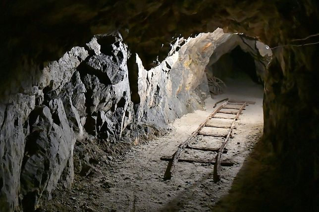 Podziemia Zamku Książ dostępne dla turystów. Cieszą się ogromnym zainteresowaniem