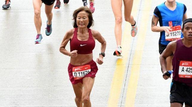Pobiła rekord świata w maratonie. O następny sukces powalczy w Nowym Jorku