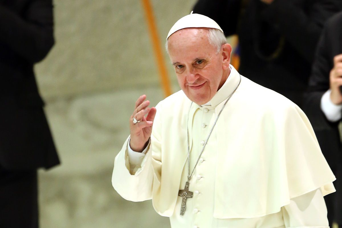 Papież Franciszek opowiedział o ciężkiej chorobie, z którą zmagał się na początku studiów