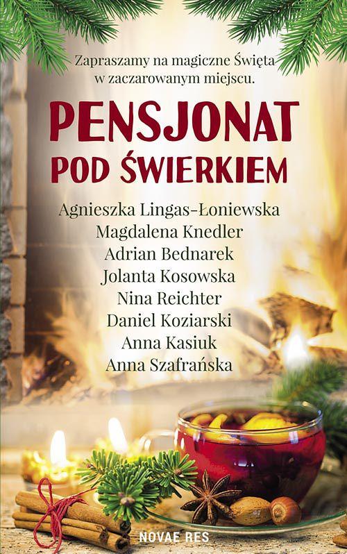 """""""Pensjonat Pod Świerkiem"""". Recenzja antologii"""