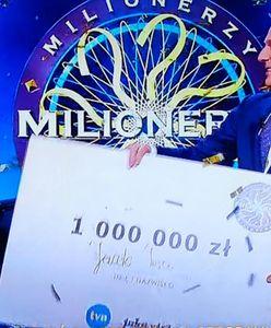 """""""Milionerzy"""". Pan Jacek wygrał milion. Pytanie było bajecznie proste"""