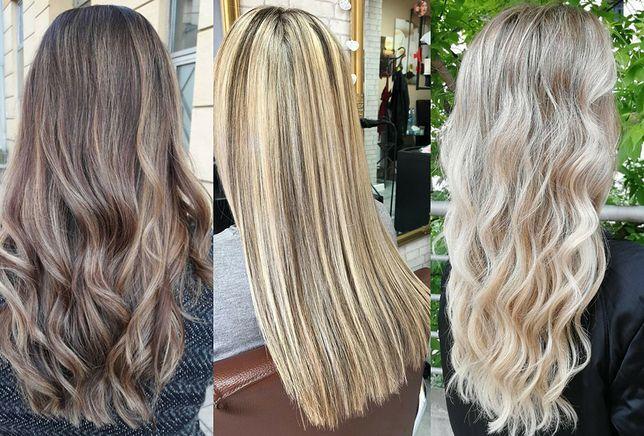 Balejaż blond – poznaj najważniejsze trendy w koloryzacji włosów