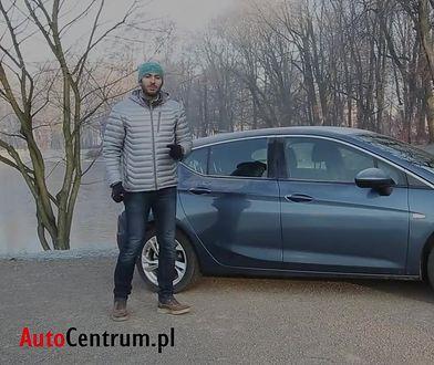 Opel Astra 1.4 Turbo 125 KM, 2015 - test AutoCentrum.pl #244
