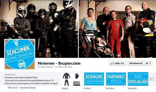 Śląska policja rozpoczyna Kampanię Motocyklową