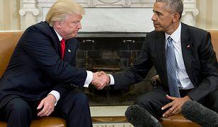 Trump odwołuje jedną z kluczowych decyzji Obamy