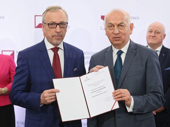 Bogdan Zdrojewski został senatorem X kadencji