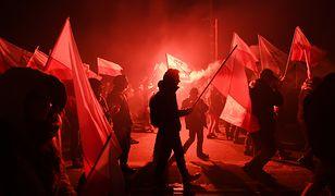 """""""Jestem Polakiem, żadna Bruksela mi nie podskoczy"""". Kto idzie w Marszu Niepodległości?"""