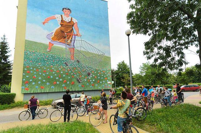 Uliczna sztuka pełną gębą. Dziś każde miasto chce mieć swoje murale