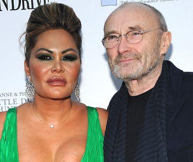 Phil Collins wyrzucił z domu byłą partnerkę. O co poszło?