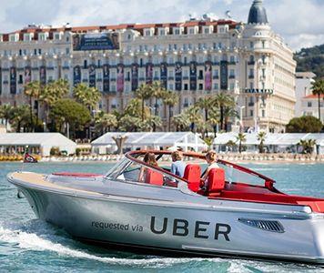 Na chorwackie wyspy dostaniesz się taksówkami wodnymi Ubera
