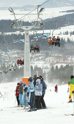 W czasie ferii ponad 3 tys. interwencji na stokach narciarskich
