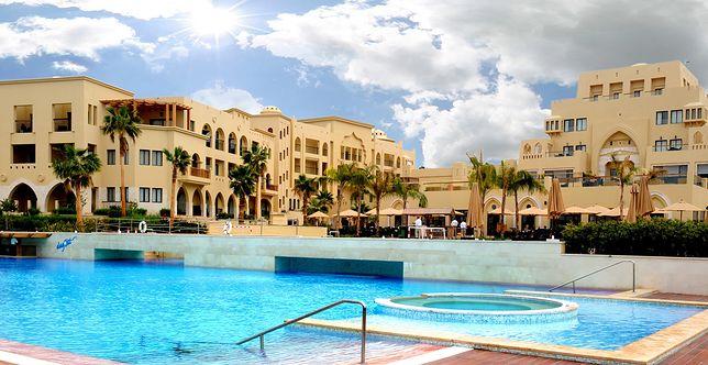 Hotel Grand Swiss-Belresort Tala Bay polecany jest nie tylko parom, ale też rodzinom z dziećmi