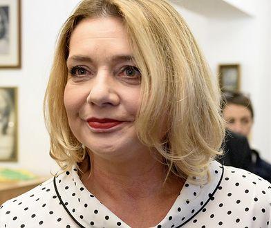 Małgorzata Ostrowska-Królikowska dumna z córki