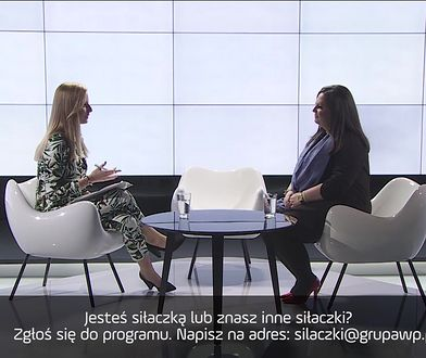 SIŁACZKI – program Klaudii Stabach. Sezon 2 odc. 1. Historie inspirujących kobiet