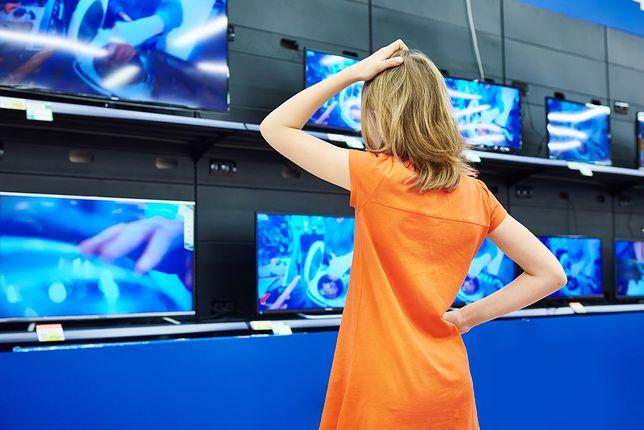 Za duży telewizor o dobrej jakości dasz mniej niż tysiąc złotych