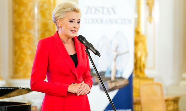 Agata Kornhauser-Duda wystąpiła z ważnym przesłaniem.