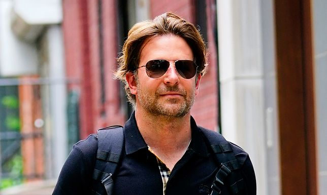 Bradley Cooper na ulicach Nowego Jorku