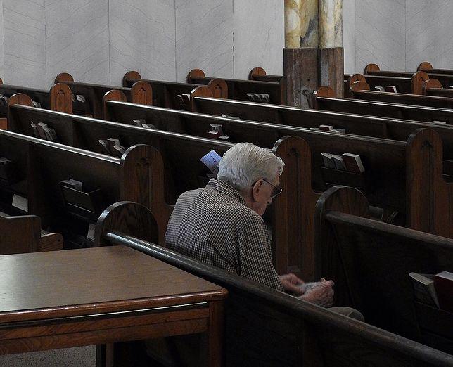 Kościoły w Polsce pozostają otwarte w trakcie pandemii