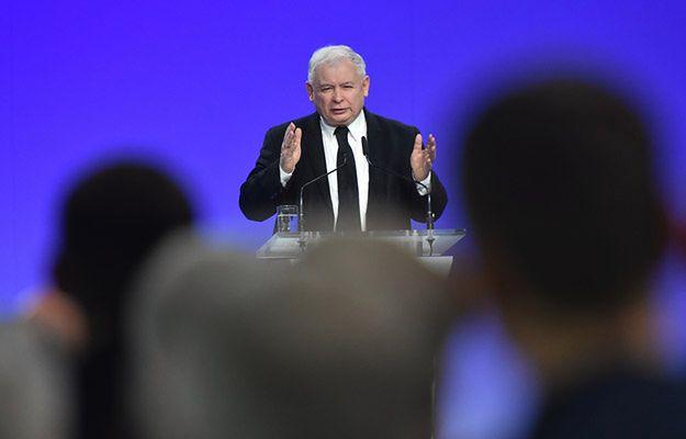 """Konwencja PiS """"Zgromadzenie Wsi Polskiej"""". Jarosław Kaczyński: będziemy bronili polskiej wsi"""