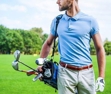 Koszulka polo wywodzi się ze sportowego stroju golfistów i tenisistów