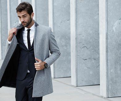 Dobrze ubrany mężczyzna zawsze robi wrażenie