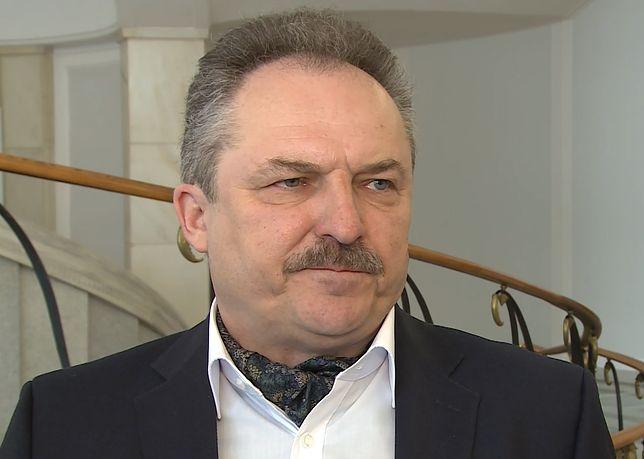 Poseł Kukiz'15 Marek Jakubiak