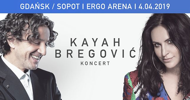 Kayah i Goran Bregović na trzech koncertach w 2019 roku!