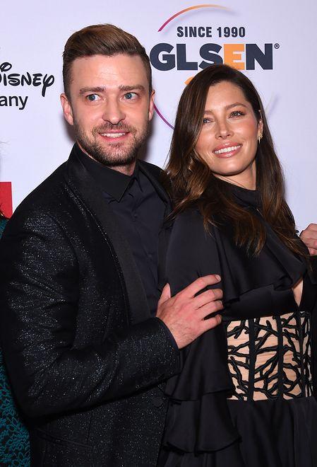 Timberlake kazał żonie powiększyć biust? To dopiero kaprys