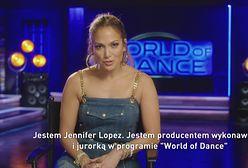 "Jennifer Lopez zaprasza na castingi ""World of Dance""!"