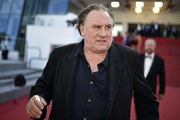 """Aktor Gerard Depardieu """"zagrożeniem dla bezpieczeństwa narodowego"""" Ukrainy"""