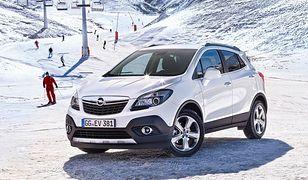 Opel Mokka: jazdy testowe zakończone