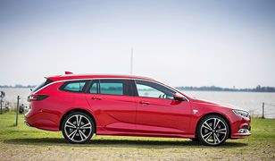 Co ma do zaoferowania nowy Opel Insignia Sports Tourer?