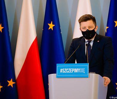 Koronawirus w Polsce. Konferencja prasowa ws. szczepionek przeciw COVID-19