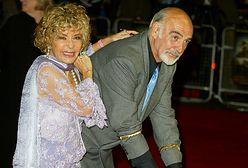"""Wdowa po Seanie Connerym: """"byłam przy nim, gdy odchodził"""""""
