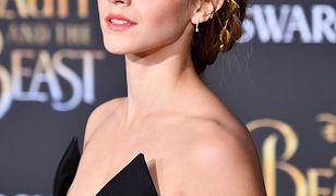 Emma Watson na premierze filmu