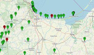 Wakacje 2021. Kąpieliska na Pomorzu zamknięte z powodu sinic
