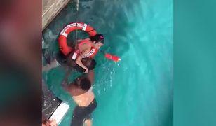 Niepełnosprawna kobieta wpadła do wody. Dramatyczna akcja na Wyspach Dziewiczych