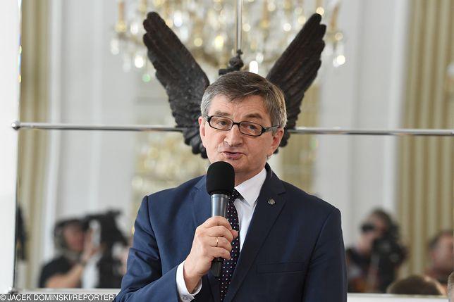 Kuchciński dostał zielone światło od prezesa PiS. Przeprowadzi się z Sejmu do Brukseli