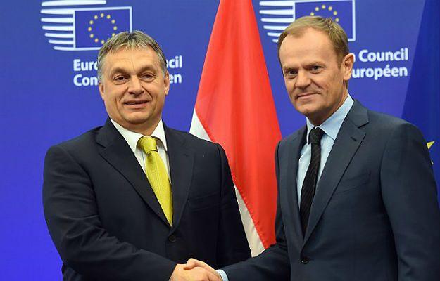 Premier Węgier Viktor Orban wezwał Donalda Tuska do zmiany polityki imigracyjnej