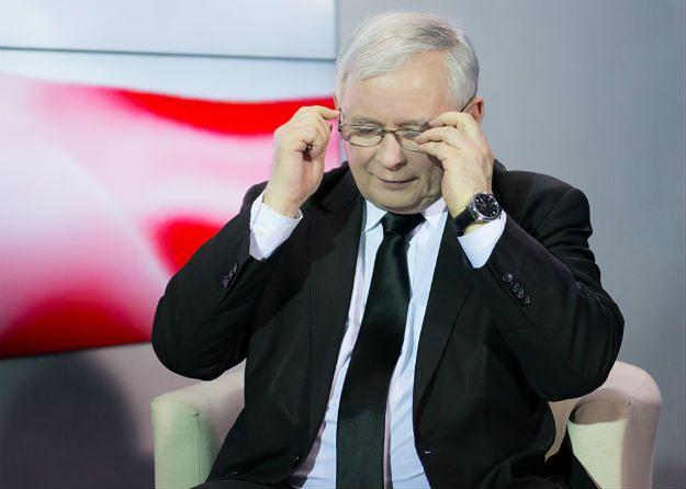 Jarosław Kaczyński oskarża Radosława Sikorskiego i Donalda Tuska ws. katastrofy smoleńskiej
