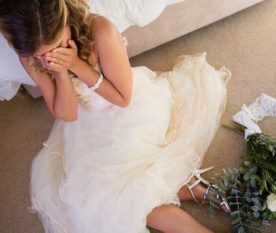 Presja ze strony gości często przerasta nowożeńców