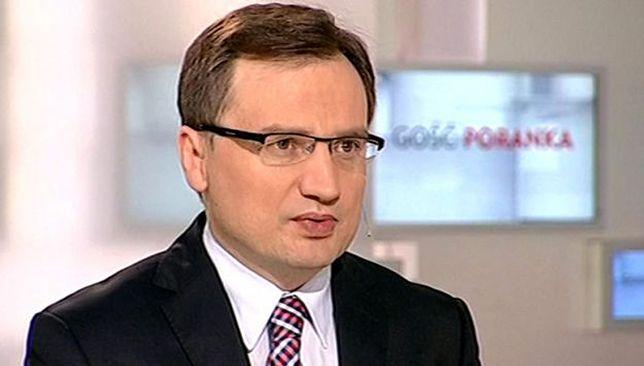 Zbigniew Ziobro: Sulik jest kozłem ofiarnym, a funkcja premiera Ewę Kopacz przerosła