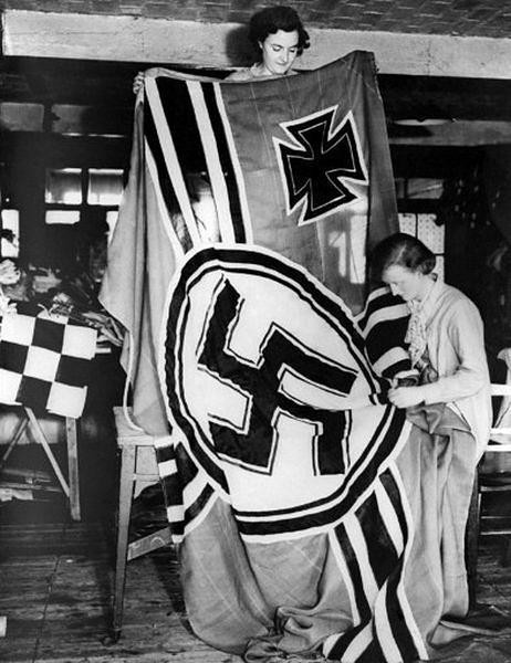 Najgorsze nazistki