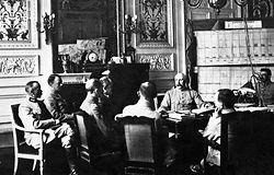 95 lat temu podpisano w Trewirze układ, kończący formalnie powstanie wielkopolskie