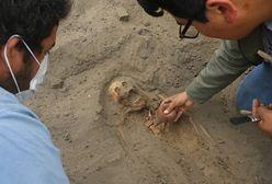 Ponad 200 dzieci złożonych w ofierze. Makabryczne znalezisko w Peru