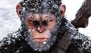 Andy Serkis w oscarowej roli Cezara